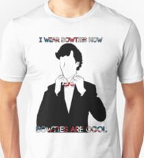 Sherlock (BBC) declaration for bowties T-Shirt