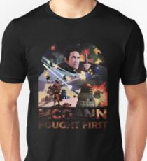 Mcgann Fought First Unisex T-Shirt