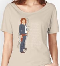 River Song Quote Women's Relaxed Fit T-Shirt