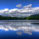 Loch Faskally by Tom Gomez
