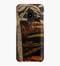 paper trees & pod birds  Case/Skin for Samsung Galaxy