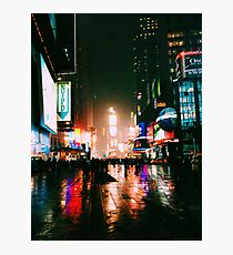 Post-New Year's Times Square Photographic Print