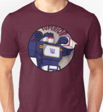 Soundwave: Superior Unisex T-Shirt