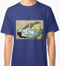 Diving Woman and Omastar Classic T-Shirt