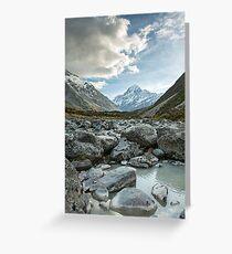 Alpine Greeting Card