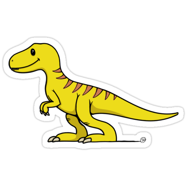DinoKids Tyrannosaurus 01 by SGZM