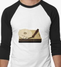 gypsy cloud vinyl Men's Baseball ¾ T-Shirt
