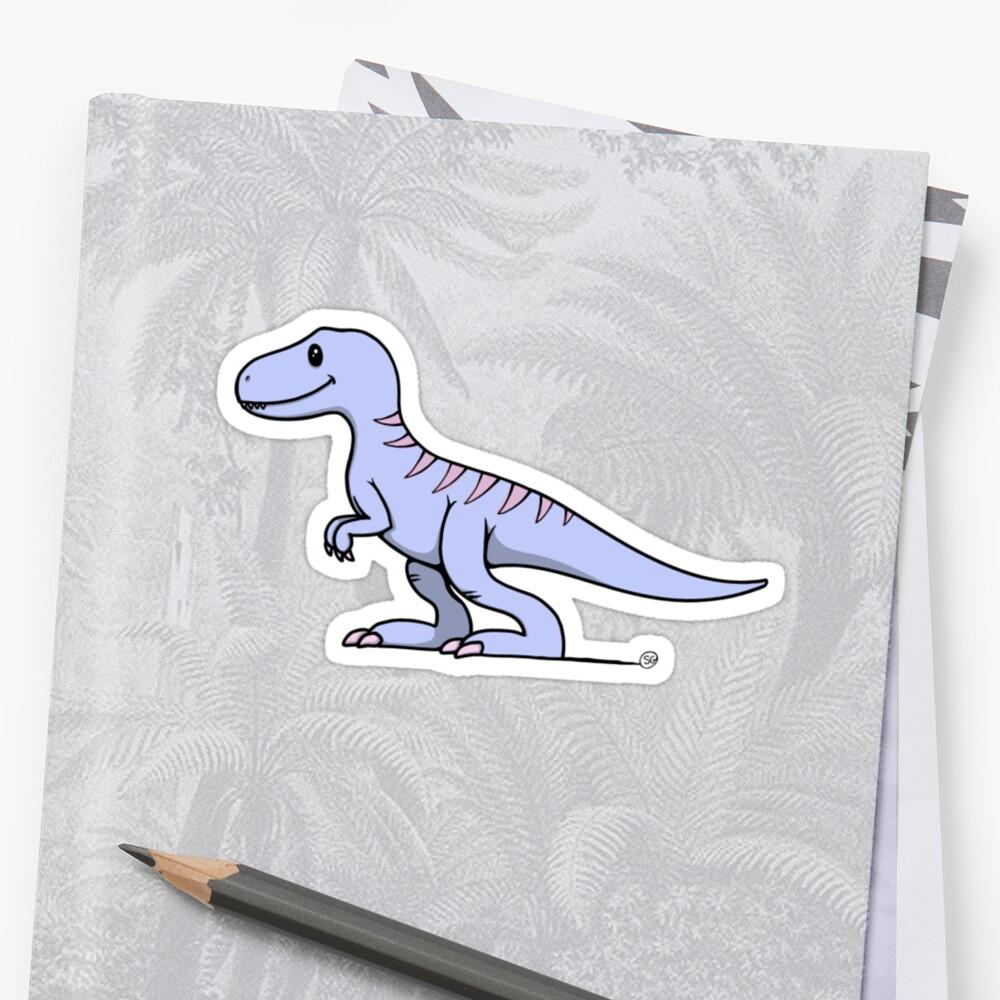 DinoKids Tyrannosaurus 02 by SGZM