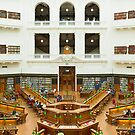 State library pano2 by Vicki Moritz