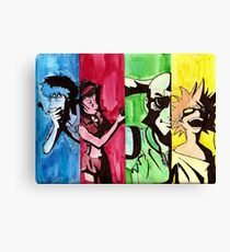 3, 2, 1 Let's Jam Canvas Print