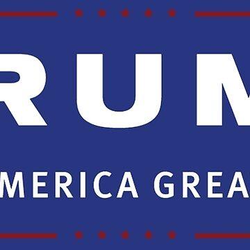 TRUMP - Make America Great Again! by GMFV