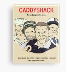 Caddyshack Movie Poster Metal Print