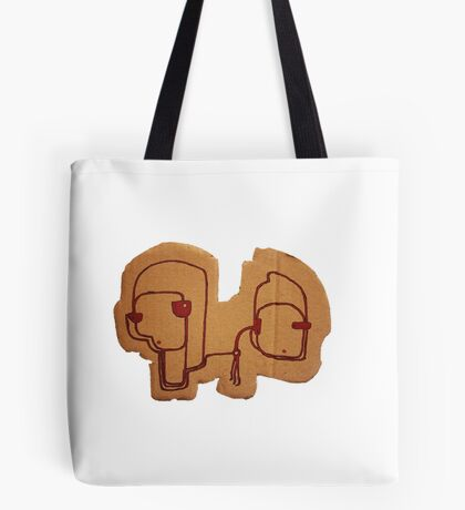 Socrates & Arnold Tote Bag