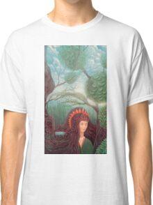 Forest Queen artwork Classic T-Shirt