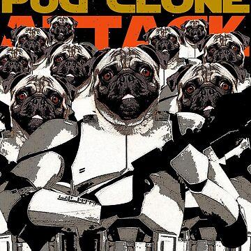 Pug Clone Attack by julcenei