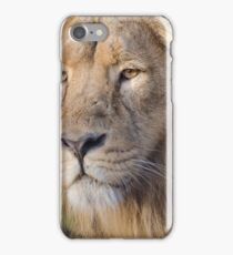 Lions Eye iPhone Case/Skin