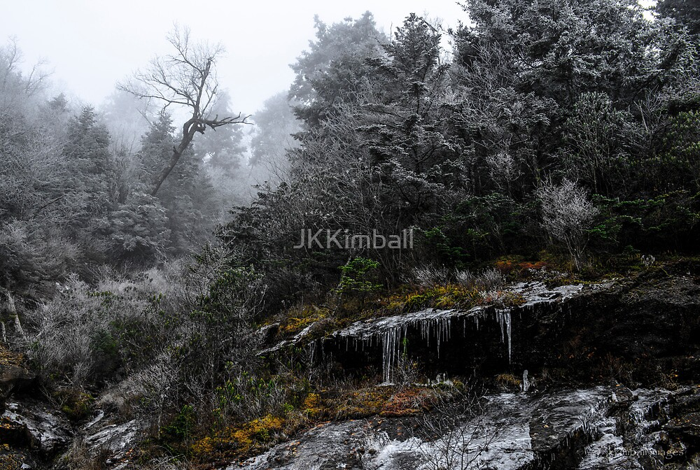 The Ice Storm by JKKimball