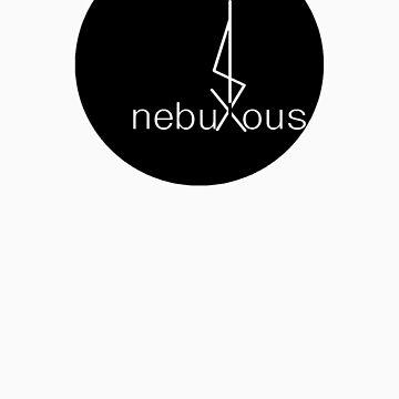 Nebulous Logo (Black) by TunaTom2