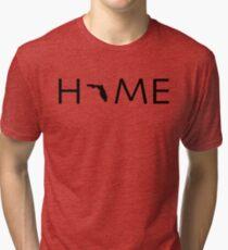 FLORIDA HOME Tri-blend T-Shirt