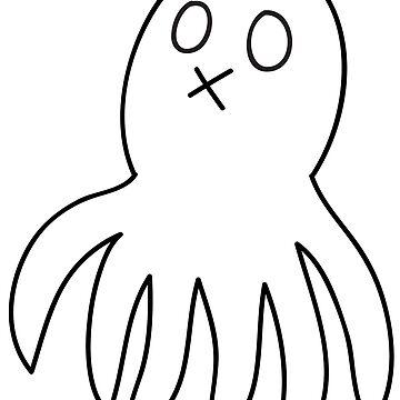 Squid by Sockcorgi