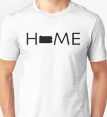 PENNSYLVANIA HOME Unisex T-Shirt