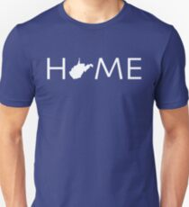 WEST VIRGINIA HOME T-Shirt