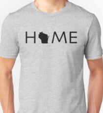 WISCONSIN HOME Unisex T-Shirt