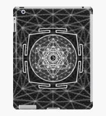 Metatron_Chakra_Yantra - Antar Pravas 2011 - Visionary Art iPad Case/Skin
