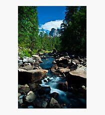 Yosemite's beauty Photographic Print