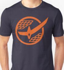 Citrus Samurai (Orange) Unisex T-Shirt