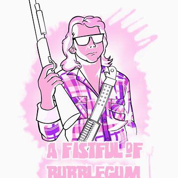 A Fistful Of Bubblegum (Bubblegum Version) by cjboucher