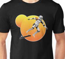 Twin Suns Kick Flip Unisex T-Shirt
