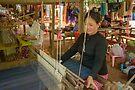Weaving 2 by Werner Padarin