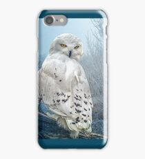 The Mystical Snowy Owl iPhone Case/Skin