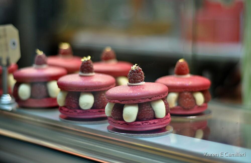Raspberry Extravagance by Karen E Camilleri