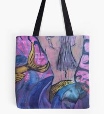 """""""Water Maid"""" by Carter L. Shepard Tote Bag"""