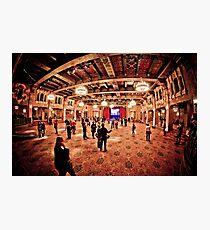 Plaza Ballroom, Regent Theatre, Melbourne Photographic Print