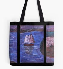 """""""Waiting Maiden"""" by Carter L. Shepard Tote Bag"""