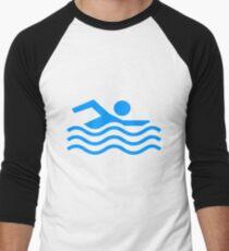 Im Swimming Here T-Shirt