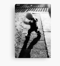 Little Spider Man Canvas Print