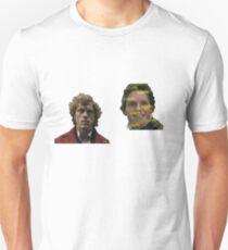 Enjolras and Marius Unisex T-Shirt