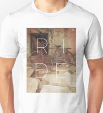 R I D E Unisex T-Shirt