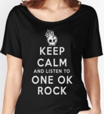 keep calm - one ok rock Women's Relaxed Fit T-Shirt
