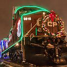 Holiday Train by Steve Boyko