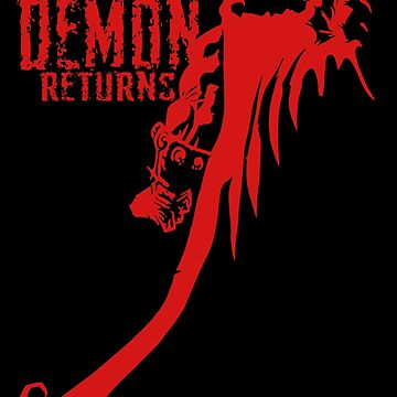 The Demon Returns by mannart