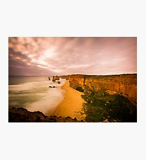 The Twelve Apostles, Great Ocean Road, Victoria Photographic Print