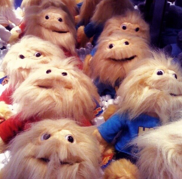 Honey monster babies by entwinedbylis