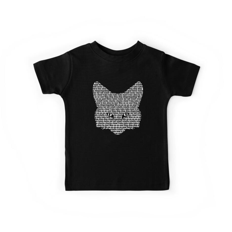 91d0b4fec6c6 What Does the Fox Say