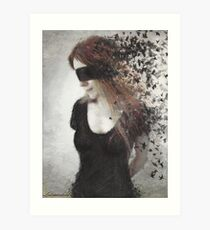 Evasion Art Print