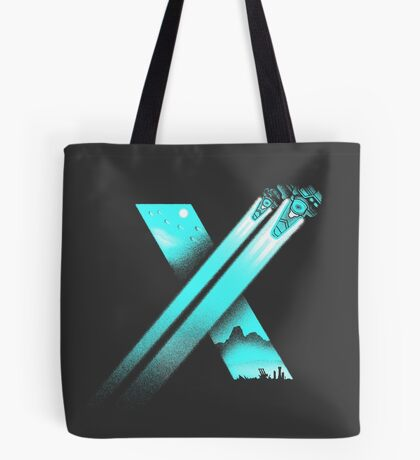 XENO CROSS Tote Bag